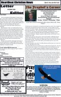 Heartbeat Christian News - October 2013 issue - Page 3
