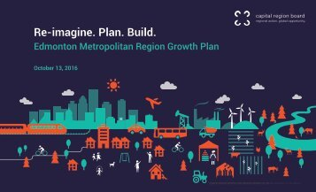 Edmonton Metropolitan Region Growth Plan
