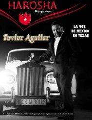 Harosha #1 Javier Aguilar