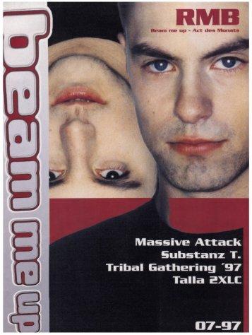 Beam Me Up 1997-07