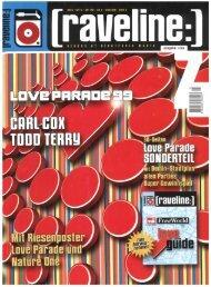 Raveline 1999-07