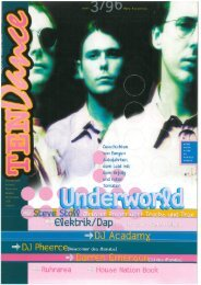 TenDance 1996-03