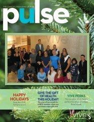 VIVE Health & Fitness | December Issue