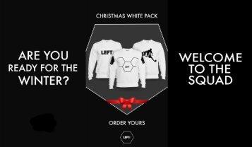 CHRISTMAS WHITE PACK