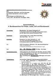 5 - Polizei-BS Enkenbach 2008 - Ausschreibung-1 - DJJV