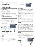 Philips 4000 series Téléviseur LED ultra-plat - Mode d'emploi - SWE - Page 6