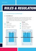 Guide to Visually Impaired Tennis - Page 6