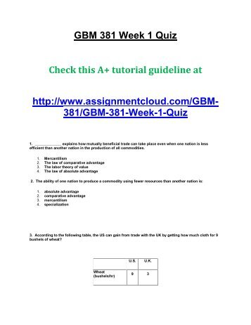 gbm 381 week 4 dqs Who can deal with it gbm 489 week 4 assignment  february 4, 2016   leanbulkcom  - we help students in their studies - we will provide you only with currently important, excellent study papers and guides.