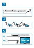 Philips 5000 series Lecteur Blu-ray / DVD - Mode d'emploi - DAN - Page 6