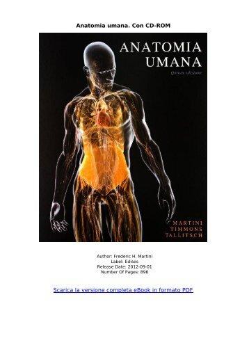 Anatomia-umana-CD-ROM-Frederic-Martini