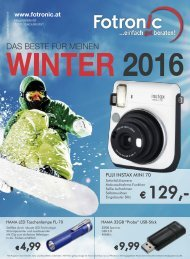 Fotronic Winter 2016