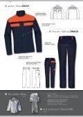 Ochranné oděvy pro slévárny. Protective garments for foundries. - Page 3