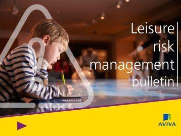 Leisure risk management
