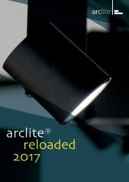arclite® reloaded 2017