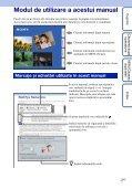Sony DSC-T110 - DSC-T110 Istruzioni per l'uso Rumeno - Page 2