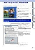 Sony DSC-T110 - DSC-T110 Istruzioni per l'uso Tedesco - Page 2