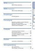 Sony DSC-T110 - DSC-T110 Istruzioni per l'uso Tedesco - Page 6