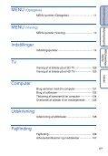 Sony DSC-T110 - DSC-T110 Istruzioni per l'uso Danese - Page 6