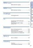Sony DSC-T110 - DSC-T110 Istruzioni per l'uso Norvegese - Page 6
