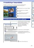 Sony DSC-T110 - DSC-T110 Istruzioni per l'uso Ungherese - Page 2