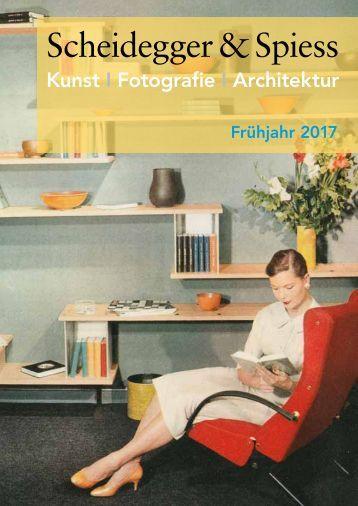Vorschau Scheidegger & Spiess Frühjahr 2017