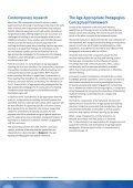 Age Appropriate Pedagogies Program - Page 6