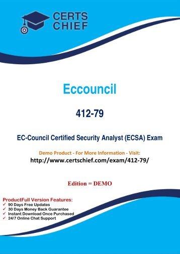 412-79 Certification Practice Test