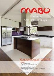 MABO Kundenmagazin 2 2016
