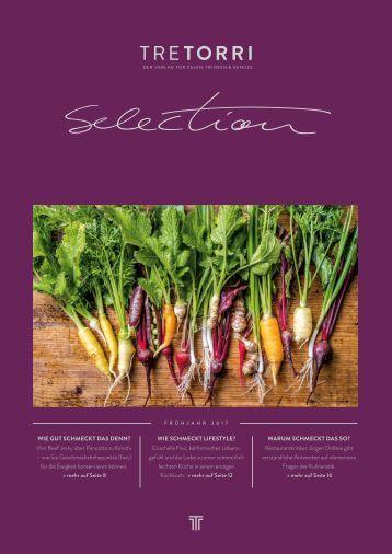 Tre Torri Verlagsprogramm - Selection - Frühjahr 2017