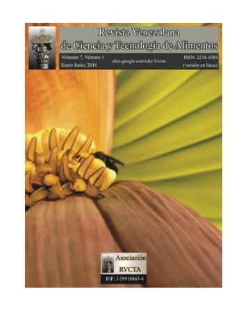 RVCTA Volumen 7 - Número 1