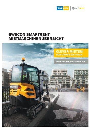 Swecon_Mietmaschinenübersicht
