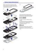 Philips GoGEAR Baladeur MP4 - Mode d'emploi - EST - Page 6