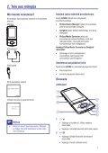 Philips GoGEAR Baladeur MP4 - Mode d'emploi - EST - Page 7