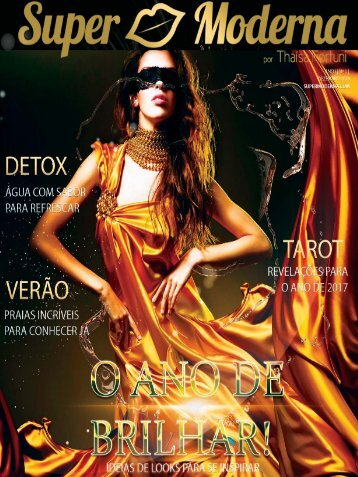 Super Moderna Magazine | Dezembro 2016 | Edição Brasil