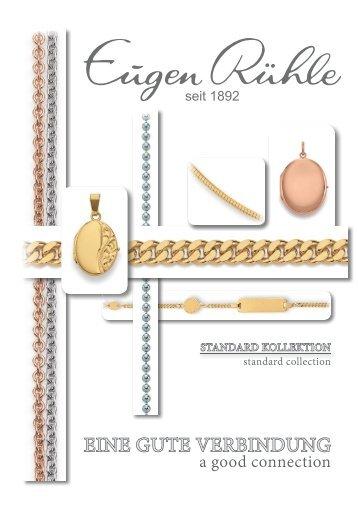 Eugen Rühle Katalog-Standard Kollektion