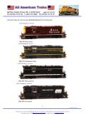 "NEWS from the NMRA ""Grand Rails 2012"" - US-Railroad-Shop - Page 5"