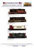"NEWS from the NMRA ""Grand Rails 2012"" - US-Railroad-Shop - Page 6"