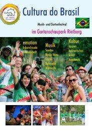 Rietberg - Cultura do Brasil-Sposoren
