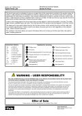 Spare Parts List Series K170LS - Parker Hannifin - Solutions for the ... - Page 2