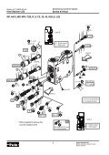 Spare Parts List Series K170LS - Parker Hannifin - Solutions for the ... - Page 4