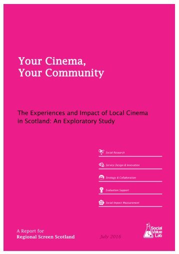 Your Cinema Your Community