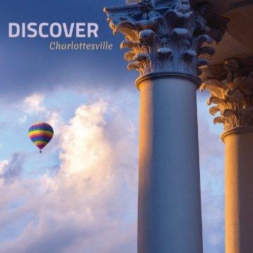 Discover Charlottesville - 2017 Edition