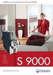 GEALAN S9000 FUTURA-IT