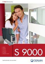 GEALAN Ingressi HT S9000-IT