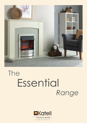 2017 Brochure Katell All Essential Range