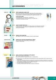 test equipment accessories - MERZ GmbH