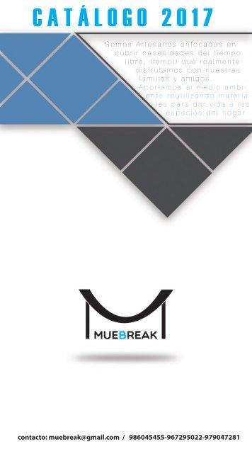 muebreak catalogo 2017