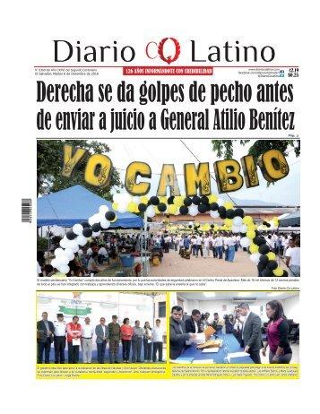 Edición 06 de Diciembre de 2016