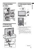 Sony KDL-46V2500 - KDL-46V2500 Istruzioni per l'uso Slovacco - Page 5