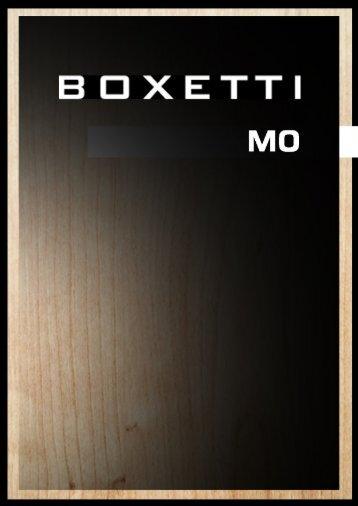 Boxetti Mo Linha de Bolsas
